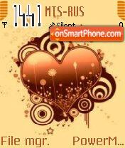 Heartgold theme screenshot
