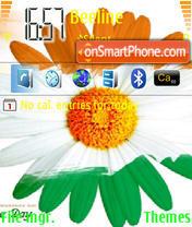 Скриншот темы Indiarose