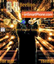 Hitman 08 theme screenshot