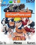 Narutoship es el tema de pantalla