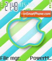 Скриншот темы Apple Mac 04
