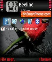 Red3 es el tema de pantalla