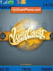 West Coast Castoms tema screenshot