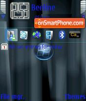Capture d'écran Vista Grey thème