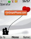 Love Is In Air es el tema de pantalla