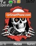 Hello Skull es el tema de pantalla