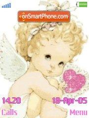 Precious Angel es el tema de pantalla