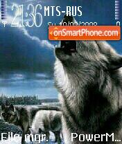 Tambovskii Wolf es el tema de pantalla