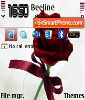 Rose 09 es el tema de pantalla