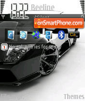 Lamborghini Tuning theme screenshot