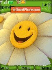 Happy Flower 01 Theme-Screenshot