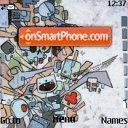 Mike Shinoda Art es el tema de pantalla