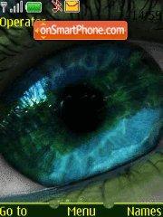 Green Eye es el tema de pantalla