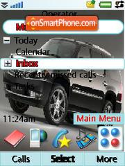 Cadillac theme screenshot