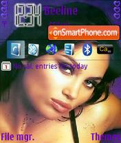 Alina Puscau theme screenshot