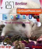 Rat&Cat theme screenshot