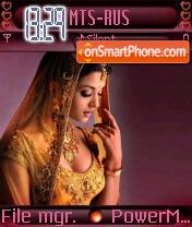 Aiswarya Rai es el tema de pantalla