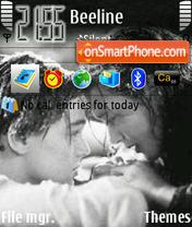 Eternal Love Titanic es el tema de pantalla