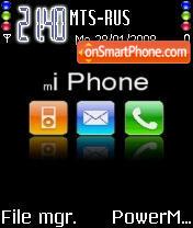My Phone theme screenshot