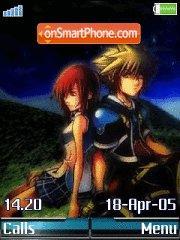 Kingdom Hearts 03 es el tema de pantalla