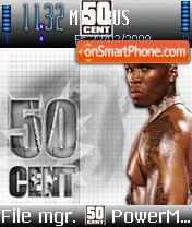 50cent es el tema de pantalla