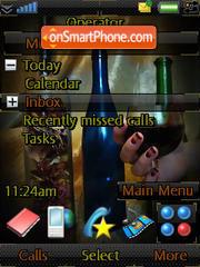 Wineglass theme screenshot