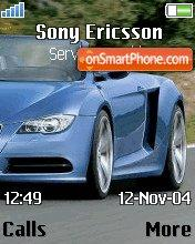 BMW Concept es el tema de pantalla