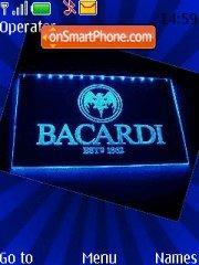 Bacardi 263 V11 theme screenshot