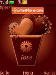 Bunches Heart es el tema de pantalla
