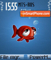 Fish DSGN theme screenshot