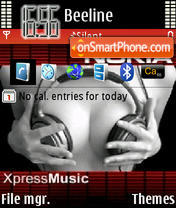 Nokiamusic theme screenshot