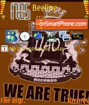 We Are Theme-Screenshot