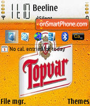 Topvar theme screenshot