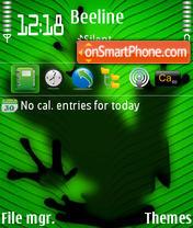 Frog 04 theme screenshot