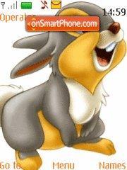 Happy Rabbit es el tema de pantalla