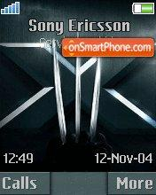 XMen3 es el tema de pantalla