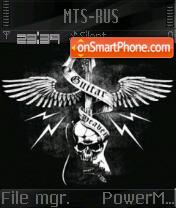 Guitar Heaven S60v2 Theme-Screenshot