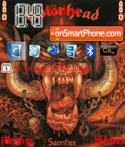 Motorhead Theme-Screenshot