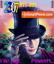 Willy Wonka theme screenshot