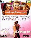 Shall We Dance es el tema de pantalla
