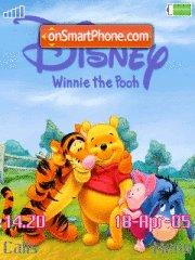 Winnie The Pooh 04 es el tema de pantalla