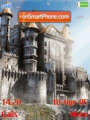 Castle 03 es el tema de pantalla