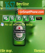Heineken 06 theme screenshot