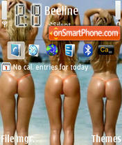 Butts es el tema de pantalla