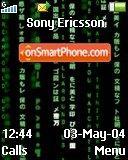 Matrix 03 es el tema de pantalla