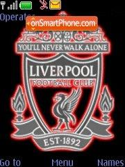 Lfc Forever theme screenshot