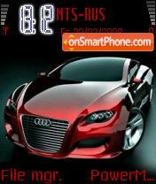Audi Concept es el tema de pantalla