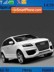 Audi kvadro theme screenshot