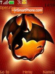 Dragon 08 theme screenshot