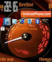 Speed 280 theme screenshot